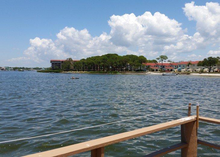 Relax updated condo on the causeway to Honeymoon Island #4