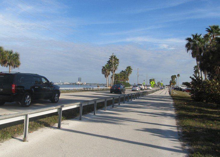 Relax updated condo on the causeway to Honeymoon Island #27