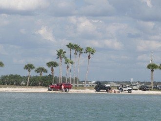 Relax updated condo on the causeway to Honeymoon Island #1