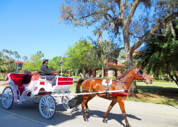 Tour of St. Augustine Historic District