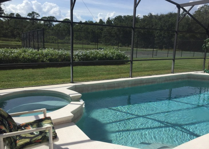 Beautiful 5 Bed villa with own pool, on gated Resport near Disney. Sleeps 10. #2