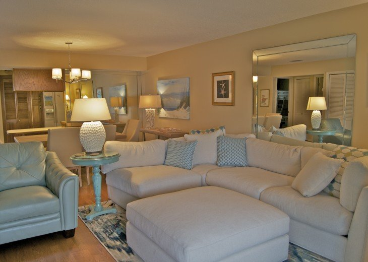 COASTAL DREAMS ARE MADE HERE! A SPACIOUS 2B/2B CONDO ~ A SHORT WALK TO THE BEACH #1