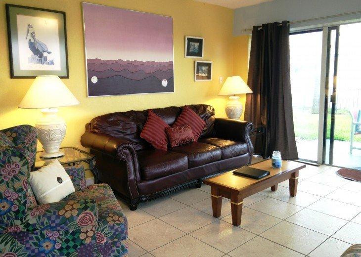 Beachfront Resort,Ground Flr,WiFi, 2br/2b,Sleep 6,Crescent Beach,St Augustine,FL #10