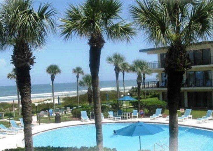 Beachfront Resort,Ground Flr,WiFi, 2br/2b,Sleep 6,Crescent Beach,St Augustine,FL #3