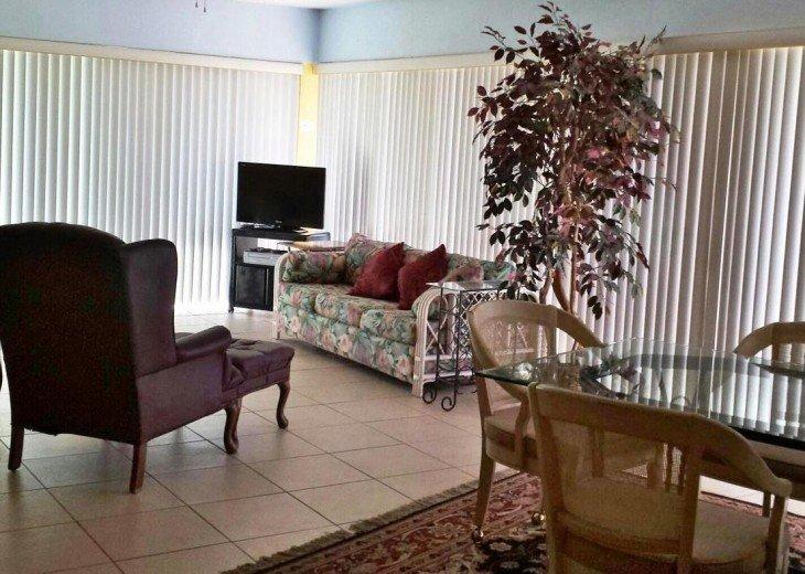 Beachfront Resort,Ground Flr,WiFi, 2br/2b,Sleep 6,Crescent Beach,St Augustine,FL #13