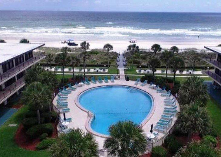 Beachfront Resort,Ground Flr,WiFi, 2br/2b,Sleep 6,Crescent Beach,St Augustine,FL #4