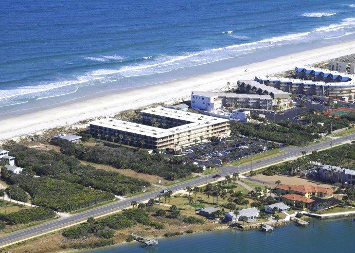 Beachfront Resort,Ground Flr,WiFi, 2br/2b,Sleep 6,Crescent Beach,St Augustine,FL #21