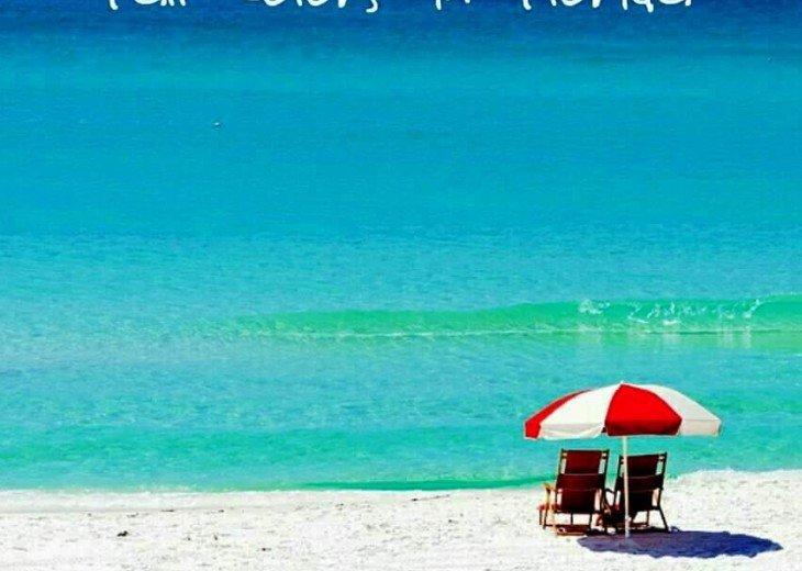 Beachfront Resort,Ground Flr,WiFi, 2br/2b,Sleep 6,Crescent Beach,St Augustine,FL #8