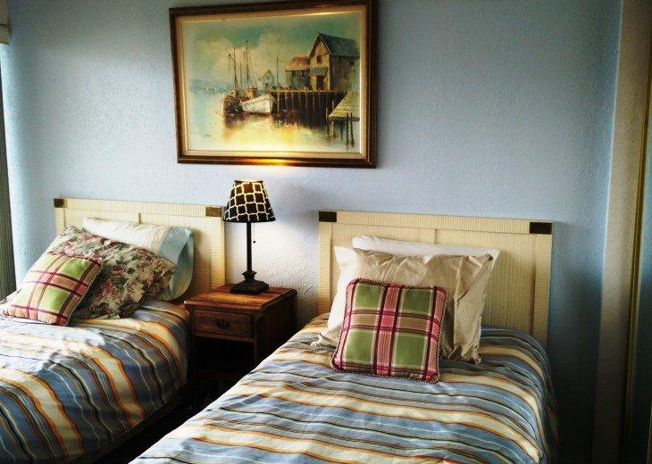 Beachfront Resort,Ground Flr,WiFi, 2br/2b,Sleep 6,Crescent Beach,St Augustine,FL #11