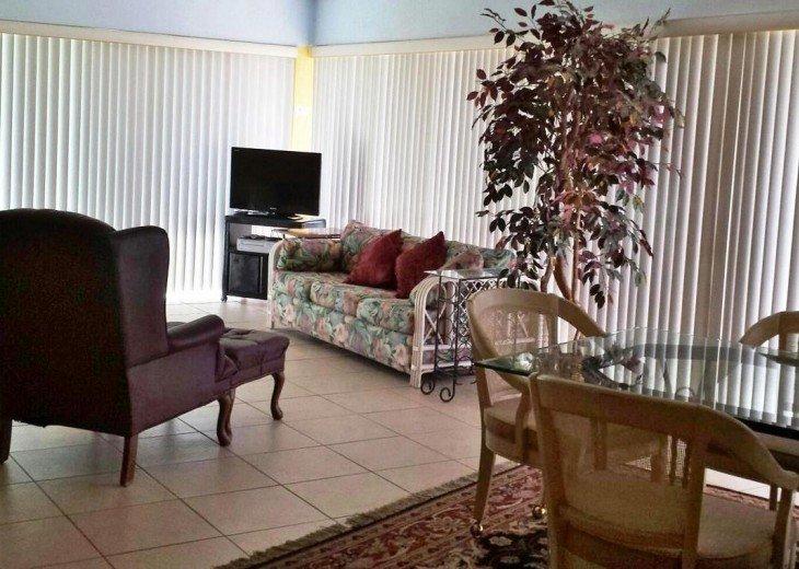 Beachfront Resort,Ground Flr,WiFi, 2br/2b,Sleep 6,Crescent Beach,St Augustine,FL #38