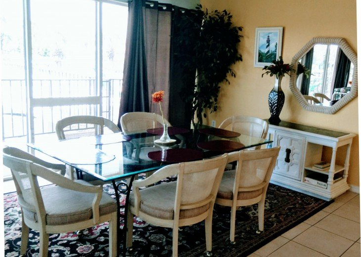 Beachfront Resort,Ground Flr,WiFi, 2br/2b,Sleep 6,Crescent Beach,St Augustine,FL #30