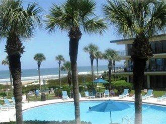 Beachfront Resort,Ground Flr,WiFi, 2br/2b,Sleep 6,Crescent Beach,St Augustine,FL #1