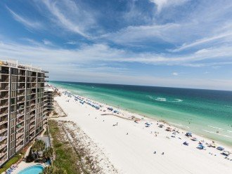 Beachfront Penthouse! Two Floors & Two Balconies! WIFI & Cable, 3 Bed/3 Bath #1