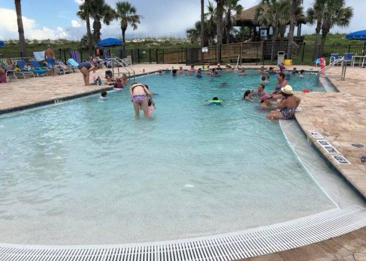 Beachfront Resort,3BR,Sleeps 8,2 Pools,Near Pier,WiFi,St Augustine Beach,FL #55