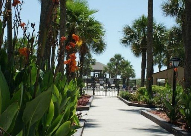 OCEAN VILLAS,3BR,Sleeps 8,2 Pools 1 heated,Near Pier,WiFi,St Augustine Beach,FL #15