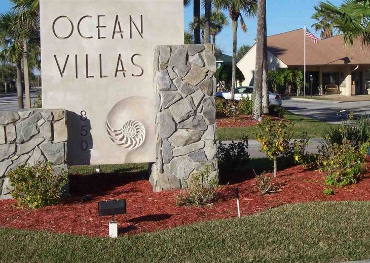 OCEAN VILLAS,3BR,Sleeps 8,2 Pools 1 heated,Near Pier,WiFi,St Augustine Beach,FL #1