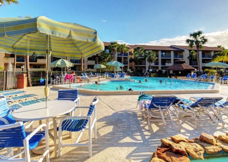 Beachfront Resort,3BR,Sleeps 8,2 Pools,Near Pier,WiFi,St Augustine Beach,FL #5