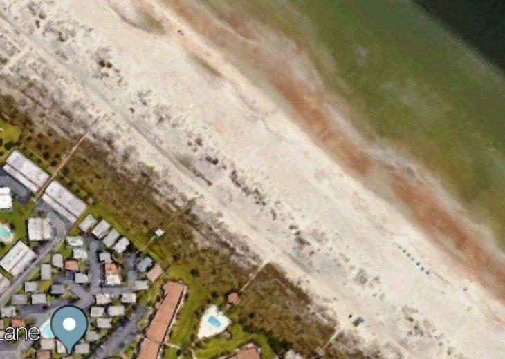 Beachfront Resort,3BR,Sleeps 8,2 Pools,Near Pier,WiFi,St Augustine Beach,FL #53