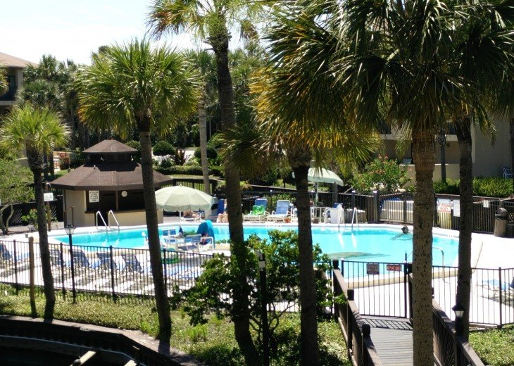 OCEAN VILLAS,3BR,Sleeps 8,2 Pools 1 heated,Near Pier,WiFi,St Augustine Beach,FL #27