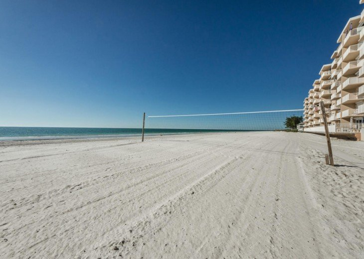 Holiday Villas III: Gulf Front Condo (Indian Shores) #28