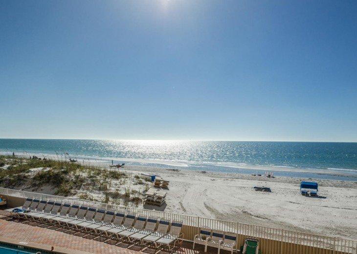 Holiday Villas III: Gulf Front Condo (Indian Shores) #2