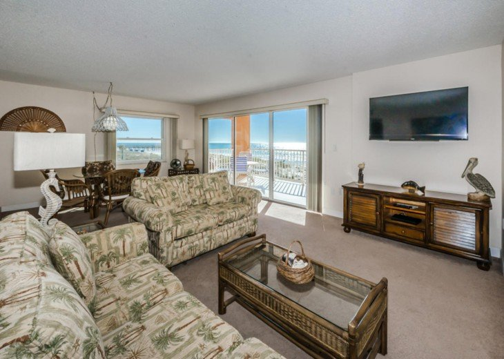 Holiday Villas III: Gulf Front Condo (Indian Shores) #9