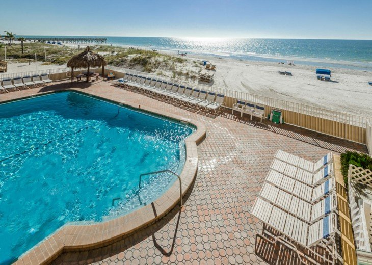 Holiday Villas III: Gulf Front Condo (Indian Shores) #6