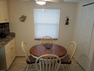 Dining area - view from kitchen