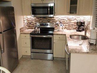 Kitchen - nighttime