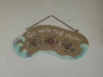 Slogan on our lanai