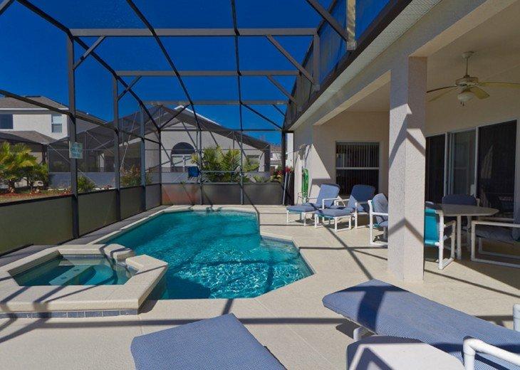 Fun for all Villa south facing pool #9