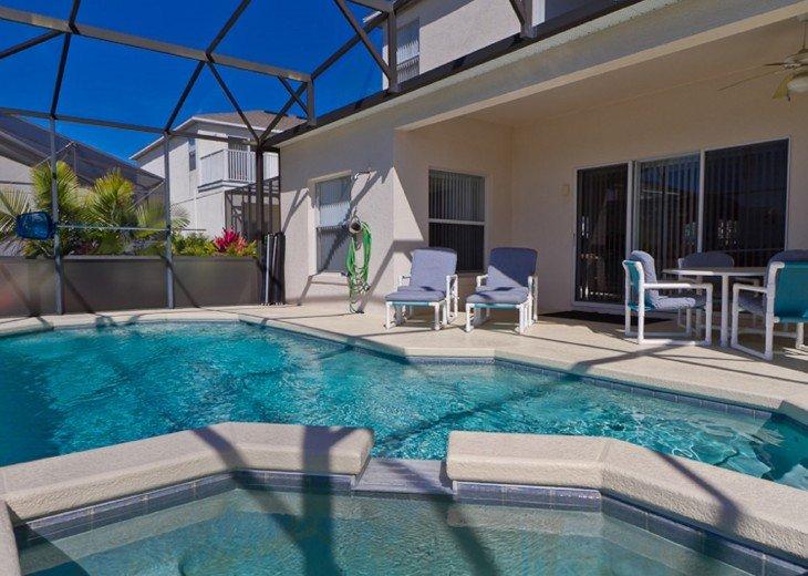 Fun for all Villa south facing pool #34