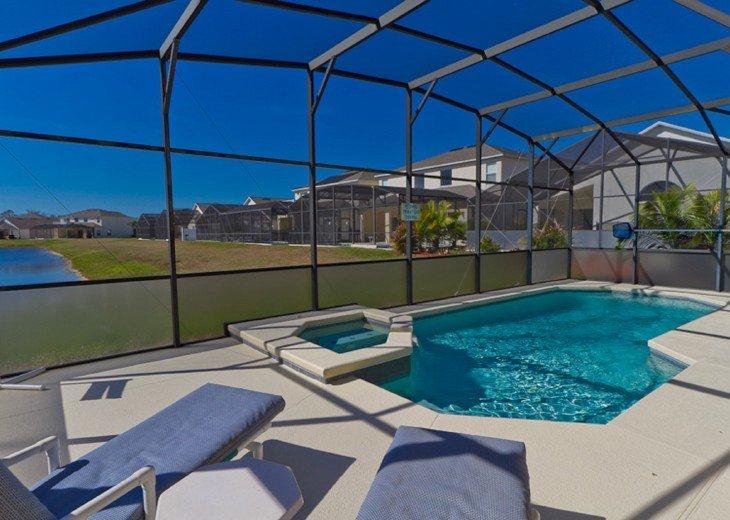 Fun for all Villa south facing pool #11