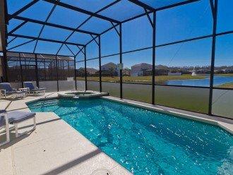 Fun for all Villa south facing pool #1