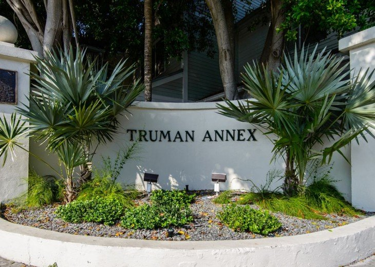 A Touch of Bermuda at Truman Annex #2