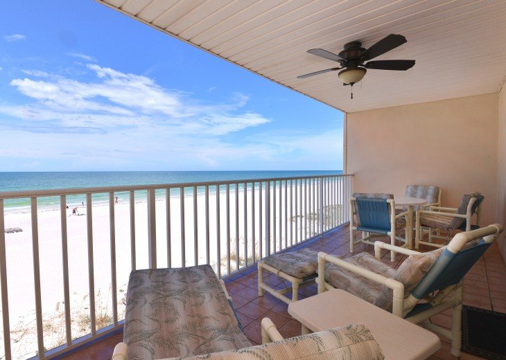 Look No Further--Hurry Before This Gulf Front Property w/Balcony is Booked #2