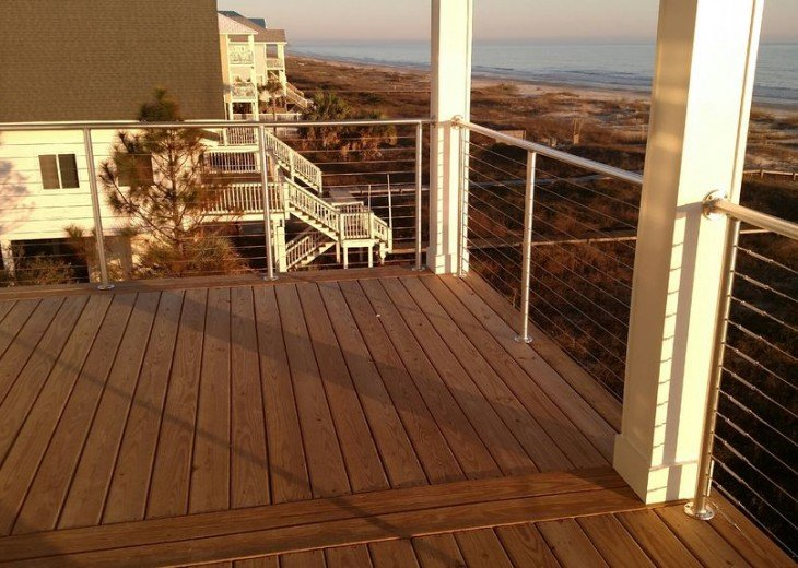 New, Gulf Front beach home with open concept and elevator. #43