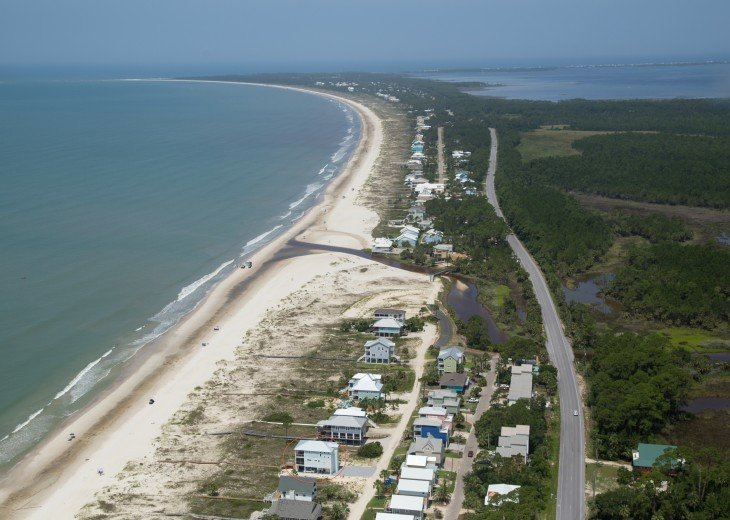 New, Gulf Front beach home with open concept and elevator. #10