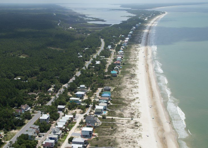 New, Gulf Front beach home with open concept and elevator. #11