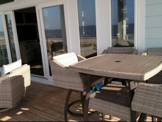 New, Gulf Front beach home with open concept and elevator. #1