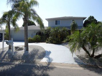 Villa Colleen 4 BR 4Bath, solar heated pool near Siesta Key up to 9 people #1