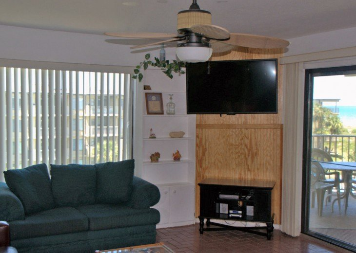 ST AUGUSTINE BEACH OCEANFRONT CONDO RESORT SLPS 2-10 FR $99 Nite! LOCATED@ #13
