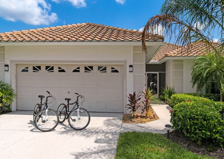Beautiful Home In Lely with Private Heated Pool #25