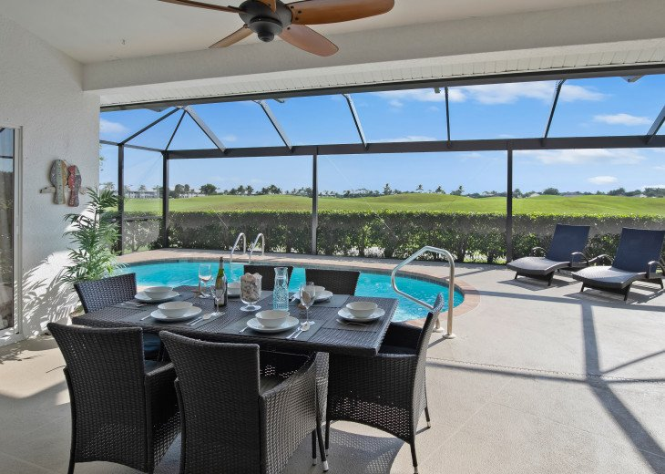 Beautiful Home In Lely with Private Heated Pool #2
