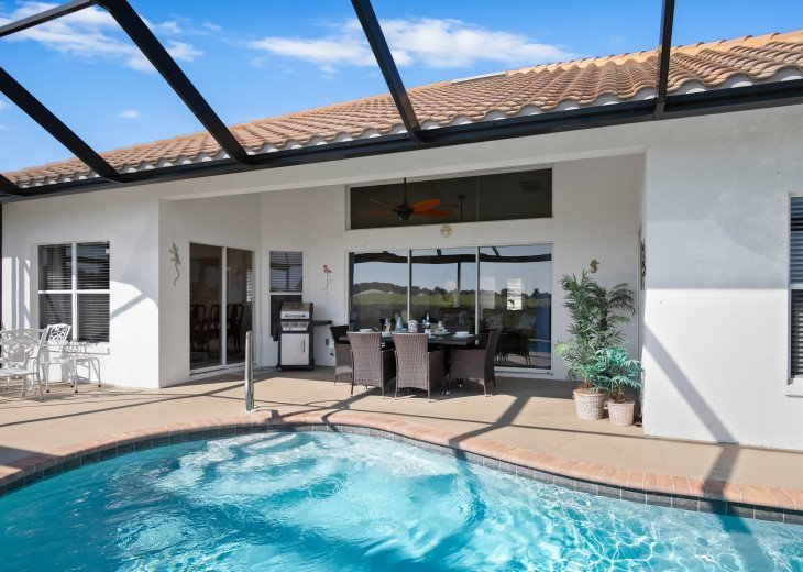 Beautiful Home In Lely with Private Heated Pool #5