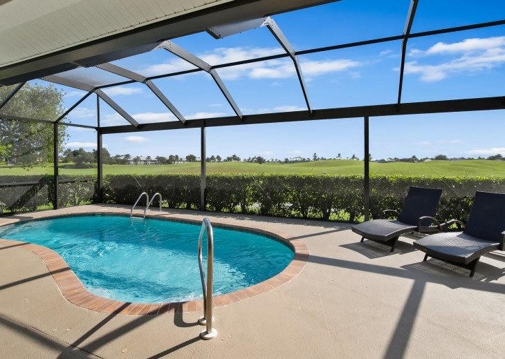 Beautiful Home In Lely with Private Heated Pool #3