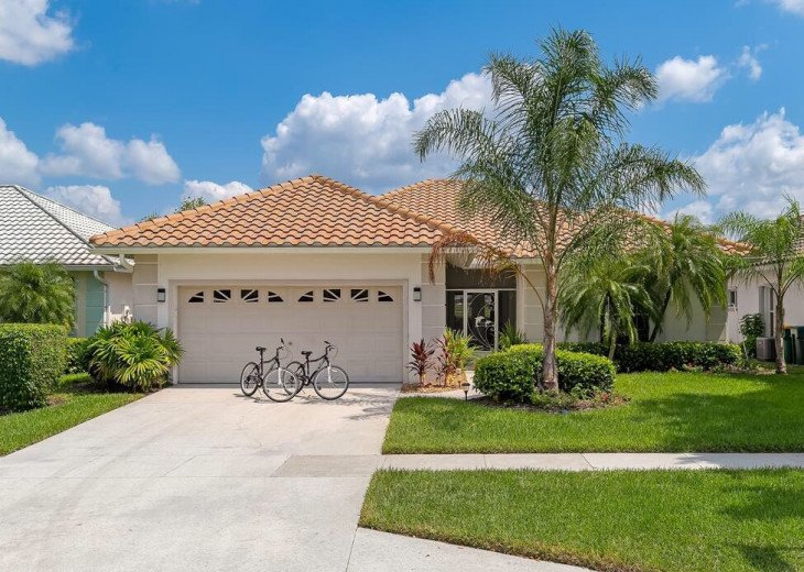 Beautiful Home In Lely with Private Heated Pool #24