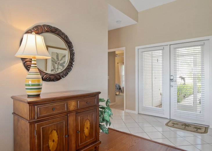 Beautiful Home In Lely with Private Heated Pool #8