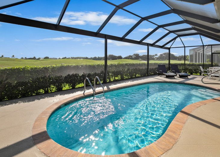 Beautiful Home In Lely with Private Heated Pool #4