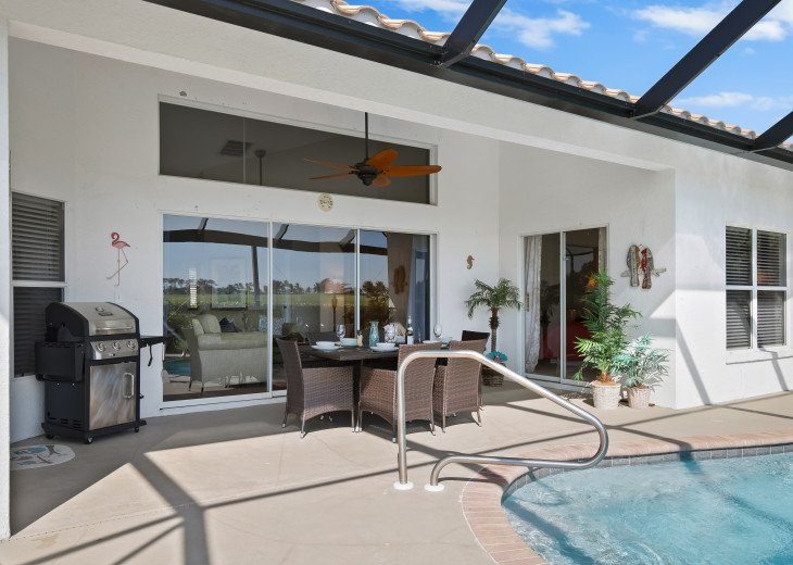 Beautiful Home In Lely with Private Heated Pool #6